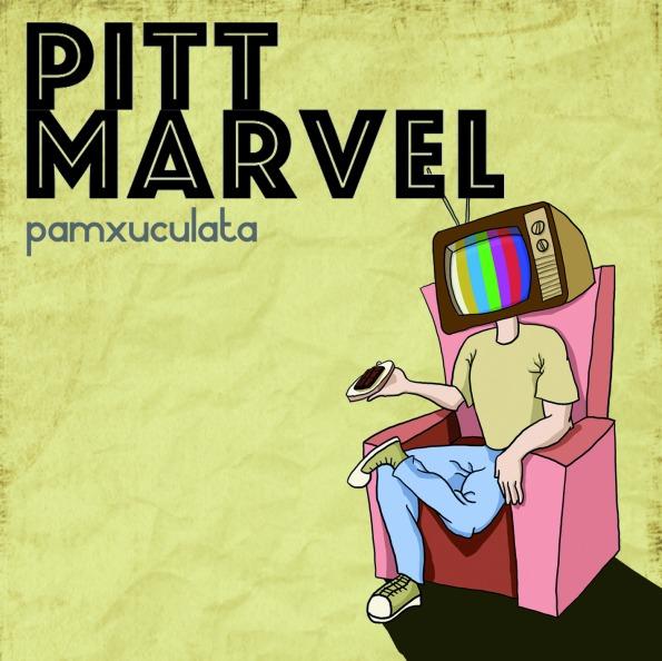 """""""Pamxuculata"""", de Pitt Marvel"""
